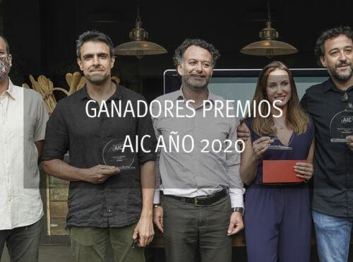 PREMIACIÓN AIC 2020